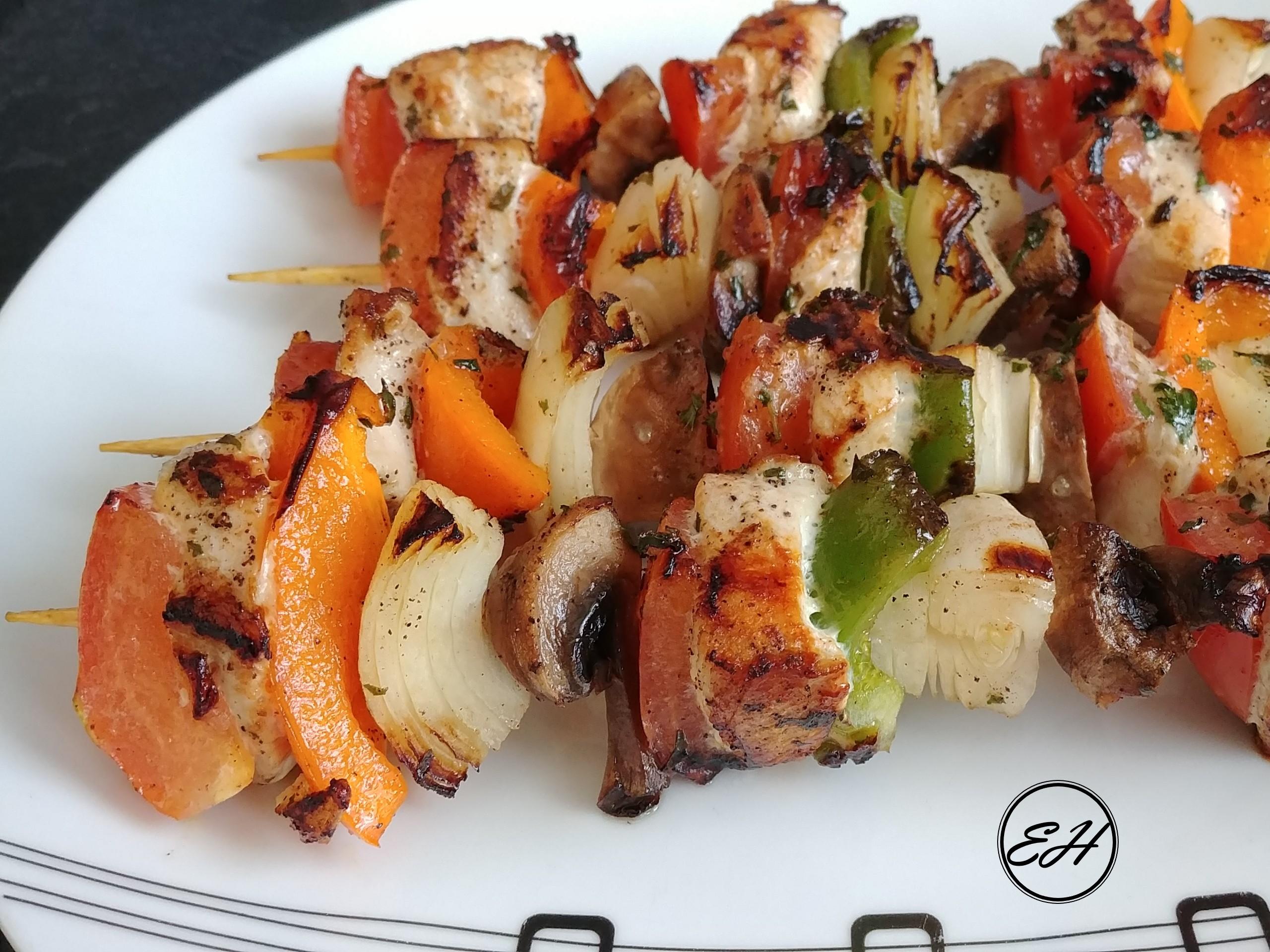 Chicken skewers - Extravagance House
